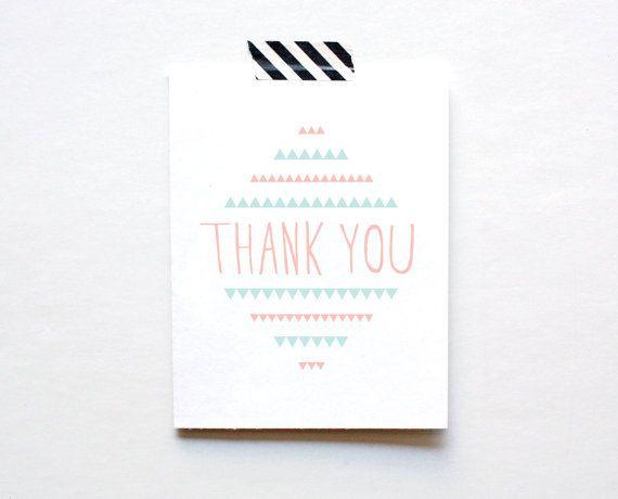 carte remerciement!