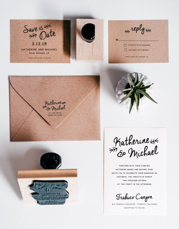 Hey, I found this really awesome Etsy listing at https://www.etsy.com/listing/385086190/wedding-invitation-suite-stamp-set-w001