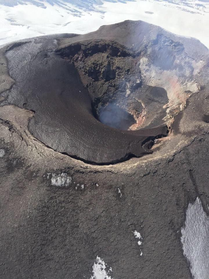 Volcanic News Eruptions: 21/02/2015. Villarrica , Chili