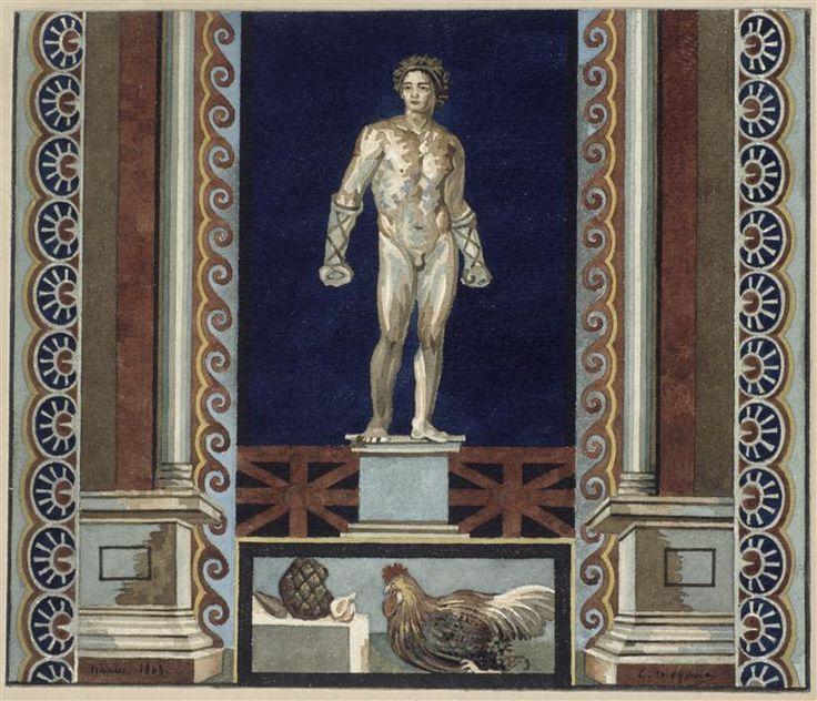 Constant Moyaux   Copie d'après l'antique : gladiateur   Images d'Art