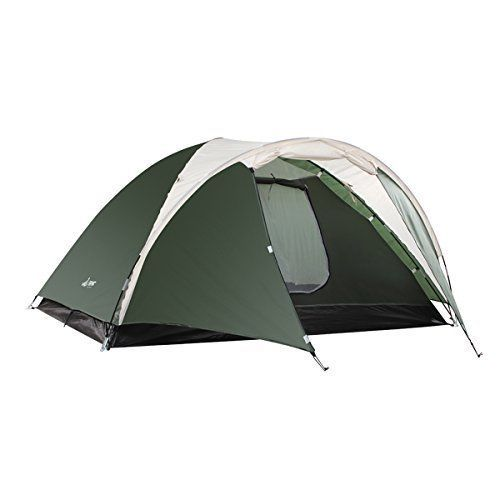Camping Traveling Tent 3 4 Persons Lightweight Beach Outdoor Summer Double Layer #CampingTravelingTent #Beach