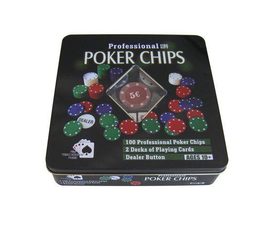 Fichas de Poker. Consiguelo en http://www.puzzlesingenio.com/juegos-de-mesa/35-fichas-de-poker.html
