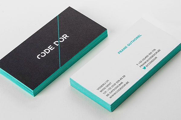 Code D'or Rebranding by RikGrafiek , via Behance