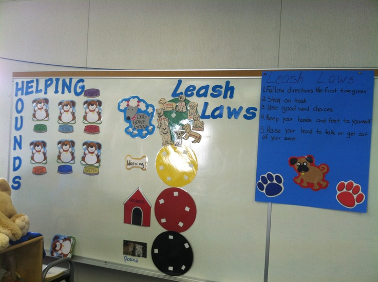74 Best Dog Classroom Theme Images On Pinterest