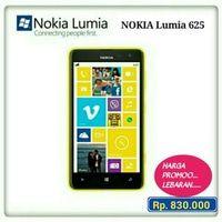Nokia Microsoft Lumia 625 | 8Gb Ram 512Mb | Garansi Nokia 1Tahun