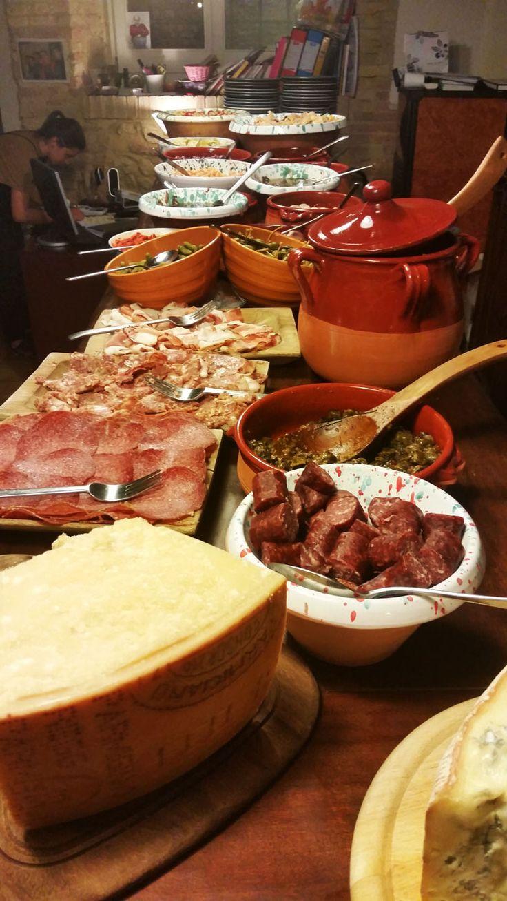 La cucina laida e corrotta di Giorgione. www.davidedicorato.com