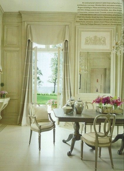 Photo credit veranda magazine my style pinterest for Veranda window design