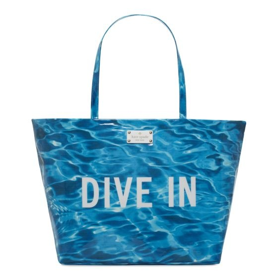 Digging this DIVE IN bag from kate spadeSpade Beach, Style, Beach Bags, Palms Spring, Harmony Totes, Pools Parties, Kate Spade, Fashion Handbags, Spade Diving