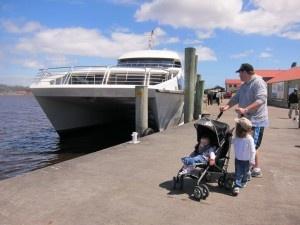 Gordon River Cruises, Strahan, Tasmania