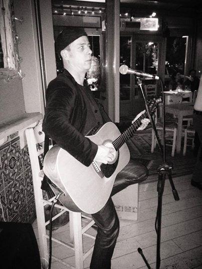 "Simos Kokavesis feat. Nikos Ntantis_ ""Unplugged Session"" Live @ ΠΙΚ ΝΙΚ eat & swing bar!"