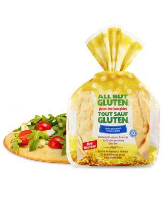 All But Gluten™ Plain pizza shells