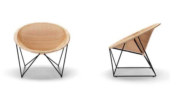 C317 Chair By Yuzuru Yamakawa