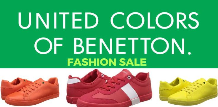 United Colors Of Benetton Shoes Lowest Price