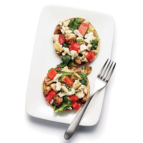 A Full Day of Healthy Meals | Women's Health Magazine- tofu scramble