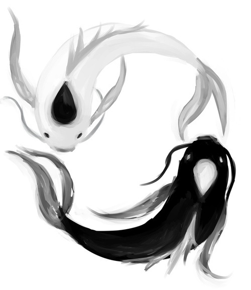 19 best yin yang images on pinterest tattoo ideas pisces and yin yang koirtage of roosie knop sciox Gallery