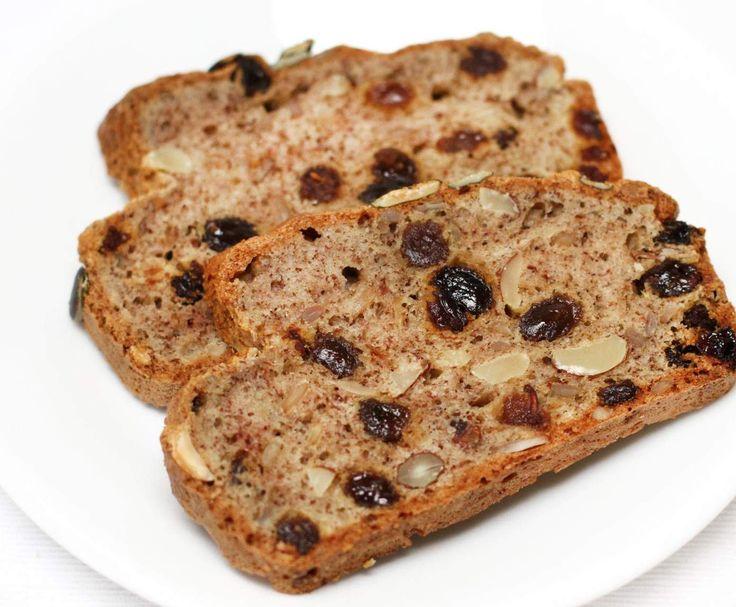No Bad Stuff Raisin Bread