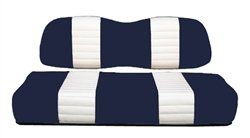 Golf Carts Ideas | Navy  White Club Car DS Golf Cart Seat Cushions 2000  Up -- Be sure to check out this awesome product. Note:It is Affiliate Link to Amazon.