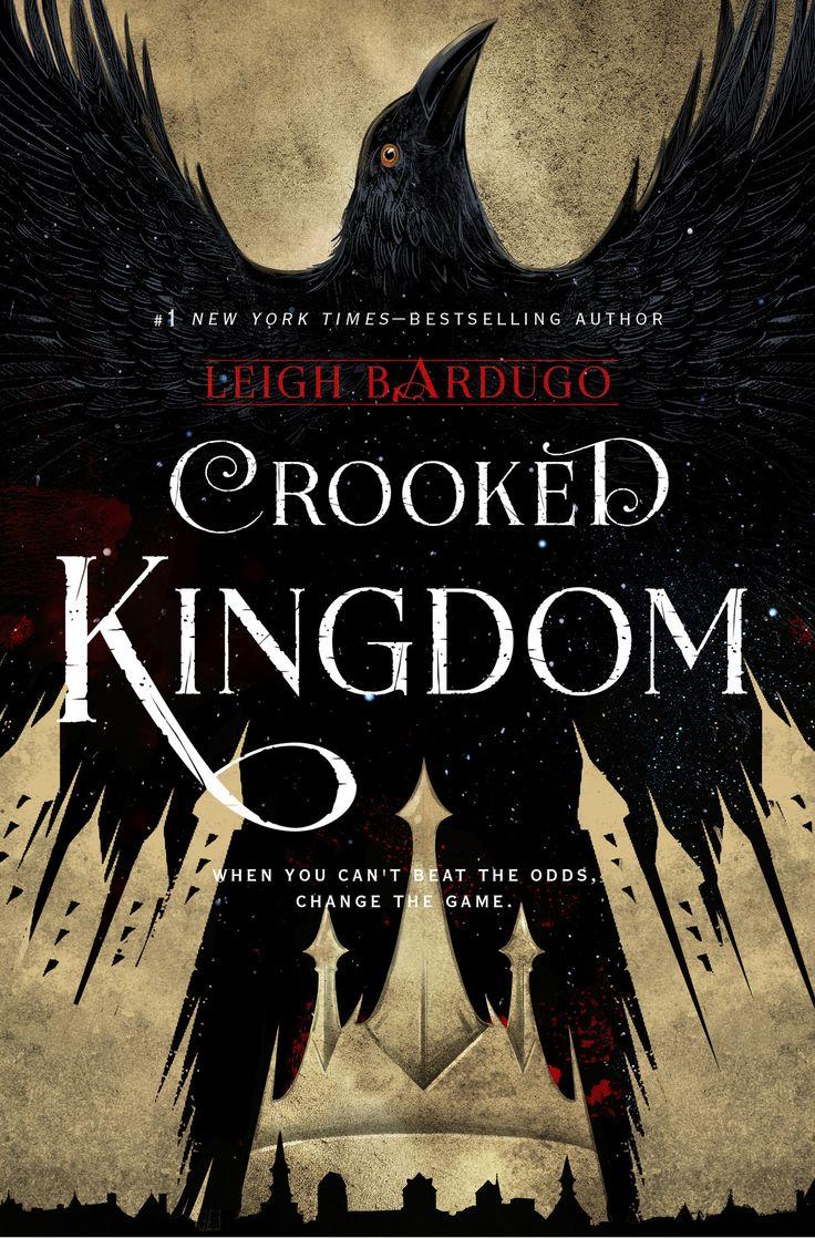 Crooked Kingdom – Leigh Bardugo https://www.goodreads.com/book/show/27840861-crooked-kingdom