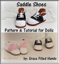 Image result for Free American Girl Shoe Patterns Sewing