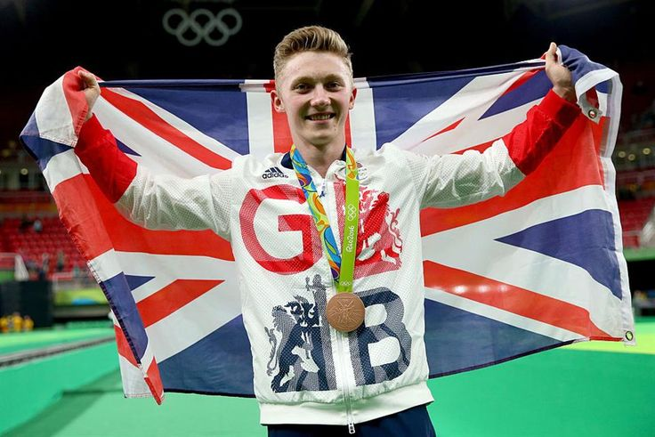 Nile Wilson claims Team GB's first ever Olympic high bar medal - another bronze for Team GB