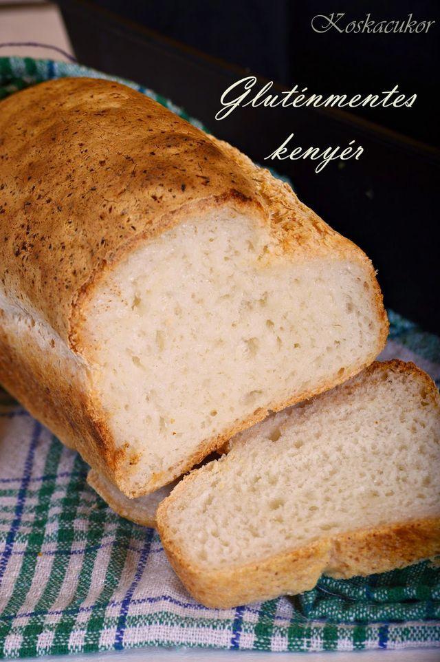 Megsütöttem első normális gluténmentes kenyeremet. Ma egy hete, hogy elkezdtem gluténmentesen étkezni, ami elég könnyen sikerült eddig. Makón találtam egy fantasztikus boltocskát, ahol nagyon kedves a