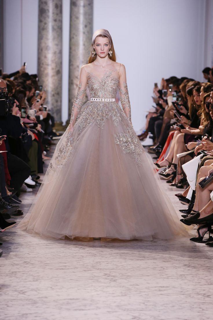 742 best ELIE SAAB Haute Couture images on Pinterest   Designer ...