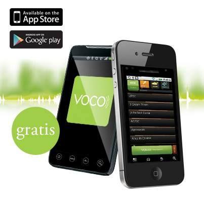 <> Hol Dir die kostenlose #VOCO App und nutze sie als eigenständigen MediaPlayer. Gespeicherte Playlists anhören oder unterwegs auf Musik-Dienste oder Internet-Radiostationen zugreifen, die VOCO App macht´s möglich. Weiteres Highlight ist die integrierte Sprachsteuerung. Jetzt runterladen: http://www.myvoco.de/app.html