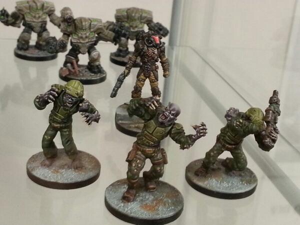 Mantic Games - Sci-fi News & Rumors: Sci-Fi Zombies released. - Page 4 - Forum - DakkaDakka | Brace for Impact!