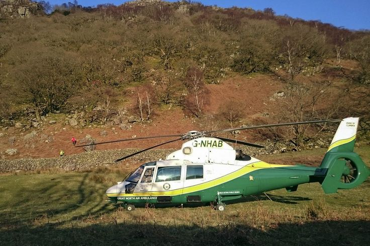 Criminals target Great North Air Ambulance charity in burglary - Grough