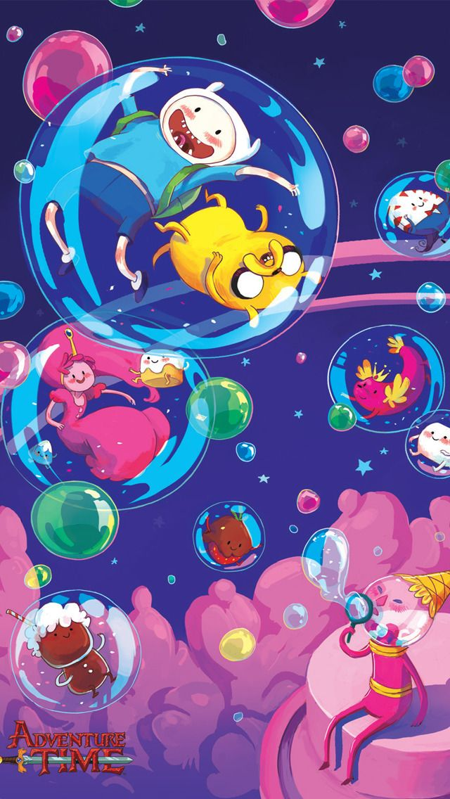 25 Mels Ideias De Adventure Time Papel Parede No