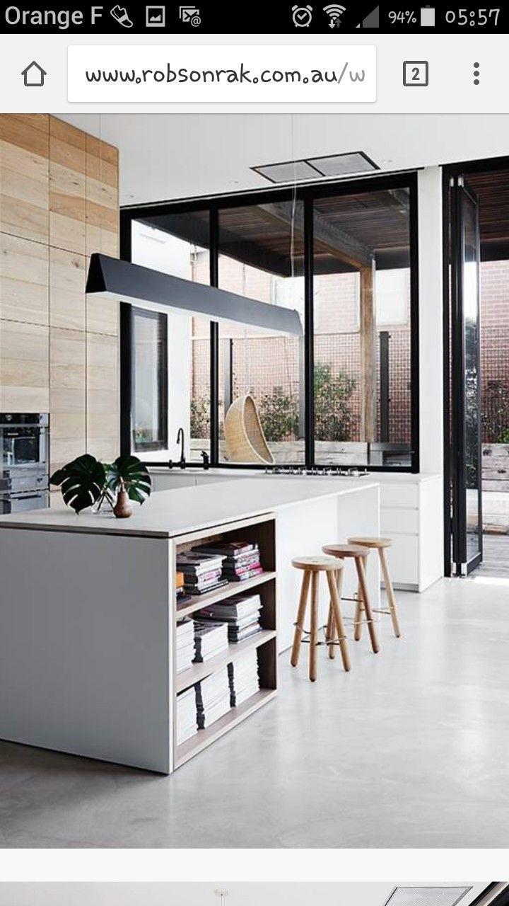 245 best Kitchen images on Pinterest | Contemporary unit kitchens ...