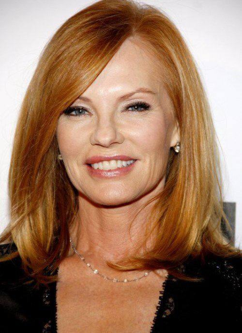 Marg Helgenberger Long Bob Haircuts 2017 Hairstyles