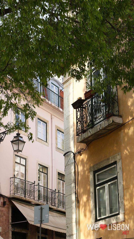 Santos neighbourhood in Lisbon