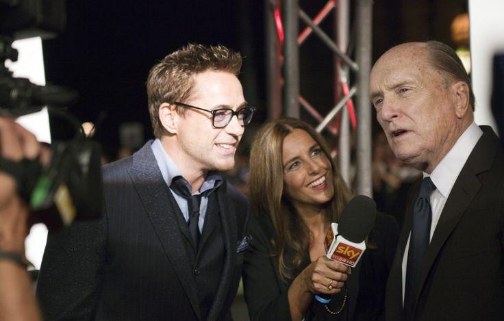 Un'intervista a #RobertDuvall e #RobertDowneyJr alla premiere europea di #TheJudge.