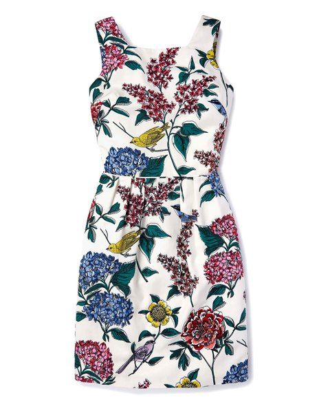 Kiera Dress WH788 Smart Day Dresses at Boden
