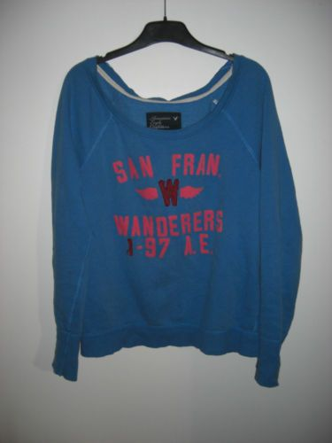 Superbe-Sweat-vintage-AMERICAN-EAGLE-OUTFITTERS-T-42