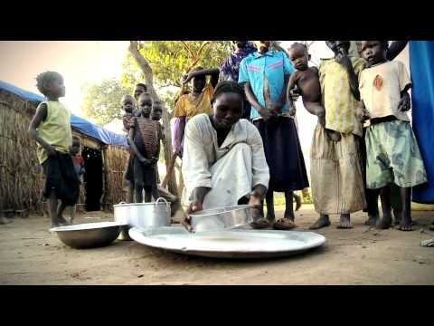 South Sudan Refugee Camps - Ken Isaacs - Samaritan's Purse