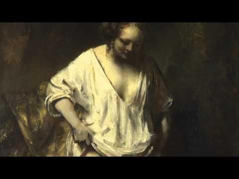 De late Rembrandt