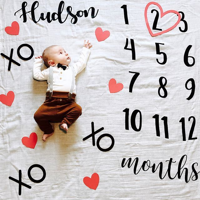 I love staging these milestone pictures for my sweet baby Hudson. He is already two months old and is such a light in our lives. Swipe to see his one month photo and stay tuned for more to come!  • • • • • #teachers #iteachfirst #loveofteaching #iteachk  #happilyeverelementary #iteachtoo #teachersofinstagram #teachersfollowteachers  #teacher #teacherlife  #crafts #iteachsecond #iteachthird #iteachfourth #teacher #teachersday #teacherproblems #firstgrade #kindergartener #milestone #baby
