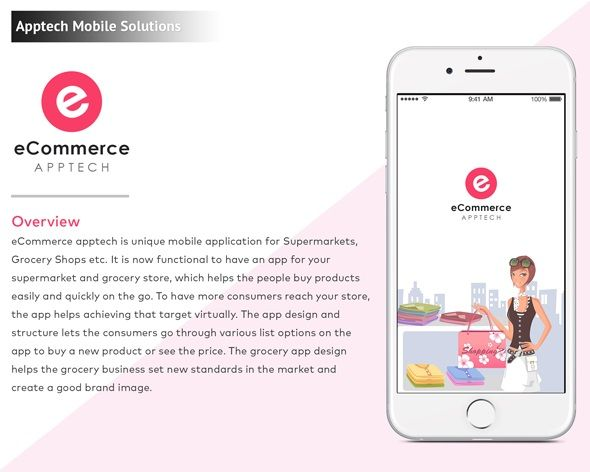 Android eCommerce Mobile Application with Woo commerce Admin