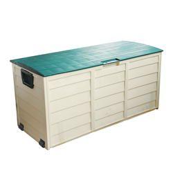 68 gallon deck storage box