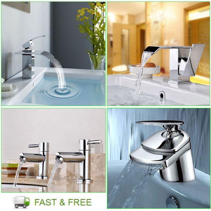 45 best Bathroom - Bath Taps images on Pinterest | Bathroom bath ...