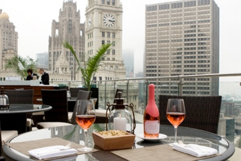 Guide to Chicago's best rooftop bars and restaurants