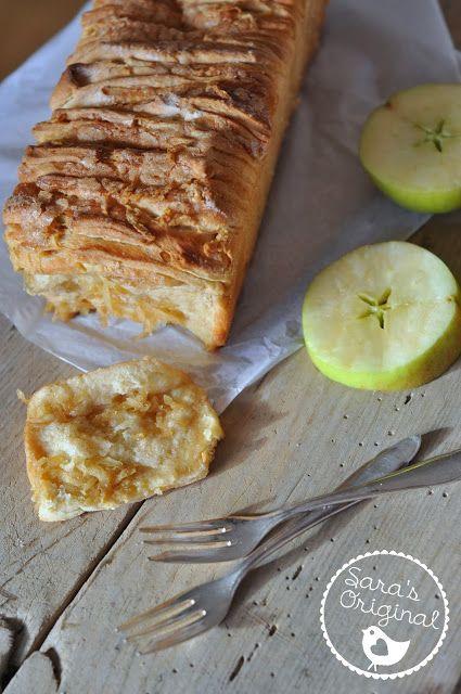 Apfel Zimt Zupfbrot