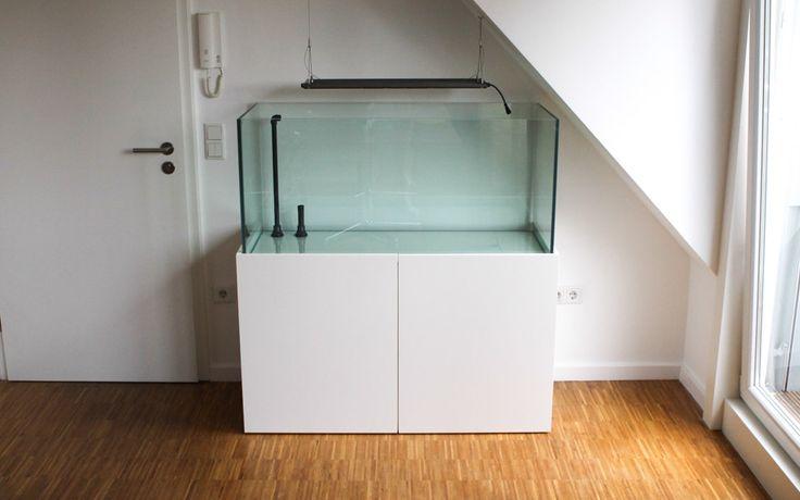 Aquarium Eigenbau Aquacharts Aquaristik Magazin Mit