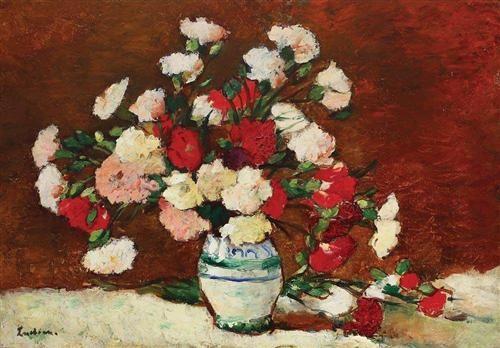 Carnations - 1907
