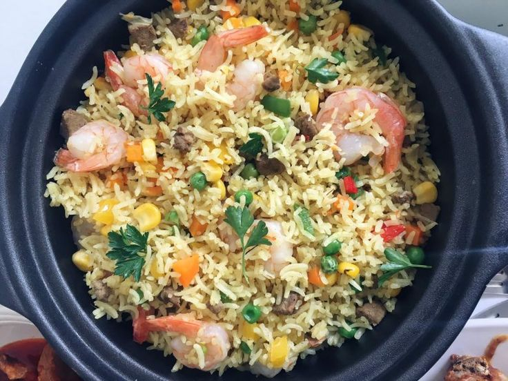 Nigerian basmati fried rice recipe rice fried rice and how to make nigerian fried rice with basmati rice ccuart Images