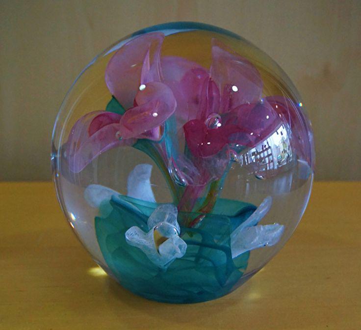 Bol met bloem/Jessica Homich