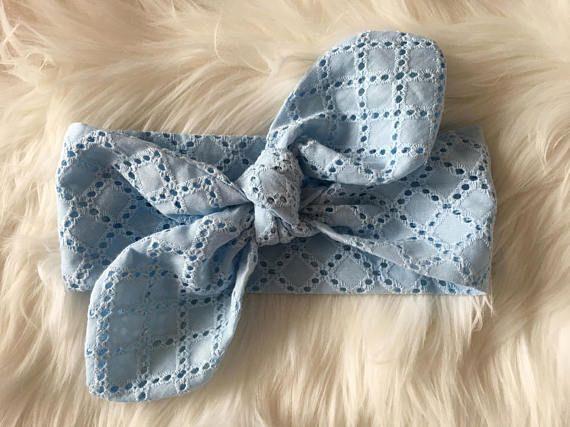 Medium Blue headwrap