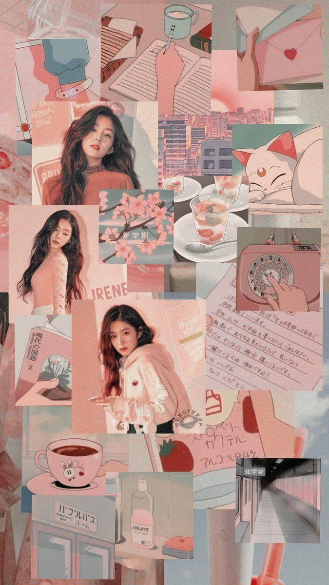 Power Design on in 2019 Velvet wallpaper, Red wallpaper